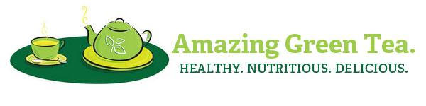 Green Tea Logo Example
